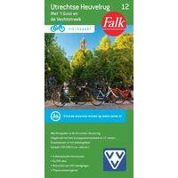 Falk Fietskaart 12 Utrechtse Heuvelrug