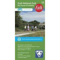 Falk Fietskaart 15 Zuid-holland Zuid