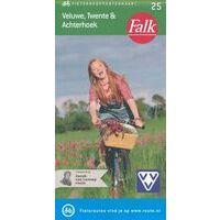 Falk Fietskaart 25 Veluwe, Twente En Achterhoek