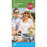 Falk Fietskaart 27 Zuid-Holland & Zeeland
