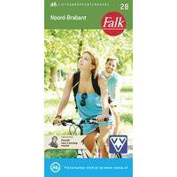 Falk Fietsknooppuntenkaart 28 Noord-Brabant