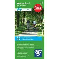 Falk Fietskaart 18 Kempenland Meijerij