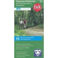 Falk Fietskaart 35 Vlaamse Ardennen