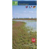 Falk Wandelfietskaart 13 Grevelingenmeer