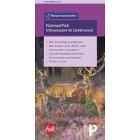 Falk Wandelkaart 05 Nationaal Park Veluwezoom & Deelerwoud