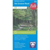 Falk Wandelkaart 06 Het Groene Woud