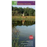Falk Wandelkaart 10 Midden-Drenthe Staatsbosbeheer