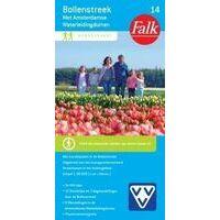 Falk Wandelkaart 14 Bollenstreek