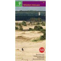 Falk Wandelfietskaart 24 Midden-Veluwe