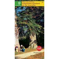 Falkplan Wandelfietskaart 23 Arkemheen-Eemland En De Vuursche