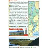 Ferdakort Maps Ijsland Wegenatlas Reisgids IJsland (met App)