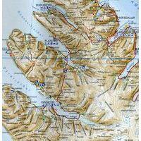 Ferdakort Maps Ijsland Wegenatlas IJsland