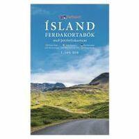 Ferdakort Maps Ijsland IJsland Pocket Wegenatlas