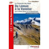 FF Randonneee Wandelgids 504 De Léman A La Vanoise GR5