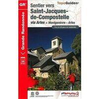 FF Randonnee Wandelgids 653D Montgenèvre - Arles