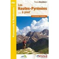 FF Randonnee Wandelgids D065 Hautes-Pyrenees A Pied