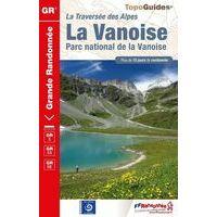 FF Randonneee Wandelgids GR5 PN De La Vanoise