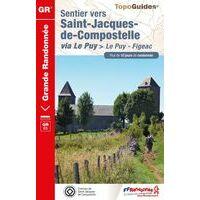 FF Randonnee Wandelgids GR651 Le-Puy-en-Velay - Figeac