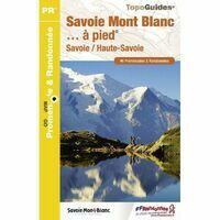 FF Randonnee Wandelgids Savoie, Mont Blanc