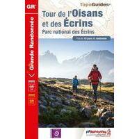 FF Randonnee Wandelgids Tour De L'Oisans 7 Des  Écrins