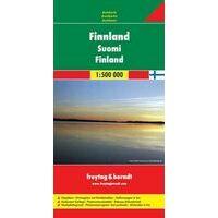 Freytag En Berndt Wegenkaart Finland