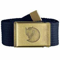 Fjallraven Canvas Brass Belt 4 CM