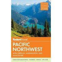 Fodor's Reisigds Pacific Northwest