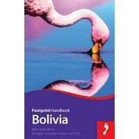 Footprint Handbook Reisgids Bolivia