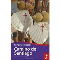 Footprint Handbook Wandelgids Camino De Santiago