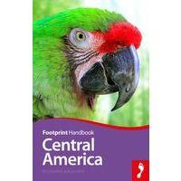 Footprint Handbook Central America - Reisgids Midden-Amerika