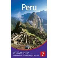 Footprint Handbook Dreamtrip Peru