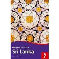 Footprint Handbook Reisgids Sri Lanka