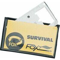 Fox Survival Card - 10 Functies