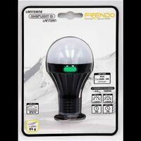 Frendo Ambi'light Zwart - Elektrische Lantaarn