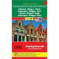 Freytag En Berndt Stadsplattegrond Antwerpen