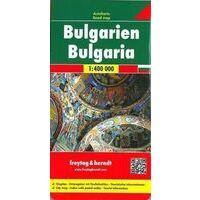 Freytag En Berndt Wegenkaart Bulgarije