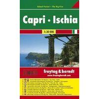 Freytag En Berndt Wandelkaart Capri Ischia
