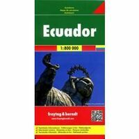 Freytag En Berndt Wegenkaart Ecuador