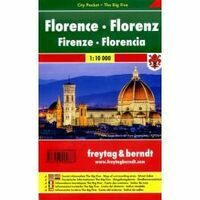 Freytag En Berndt Stadsplattegrond Florence
