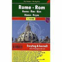 Freytag En Berndt Stadsplattegrond Rome