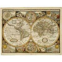 Freytag En Berndt Wandkaart Antieke Wereld Anno 1651