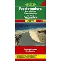 Freytag En Berndt Wegenkaart Fuerteventura 1:100.000
