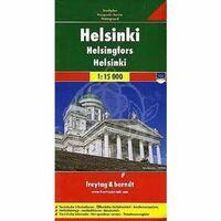 Freytag En Berndt Stadsplattegrond Helsinki