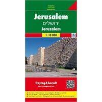 Freytag En Berndt Stadsplattegrond Jeruzalem