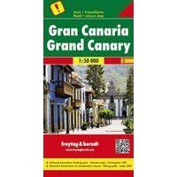 Freytag En Berndt Wegenkaart Gran Canaria