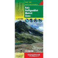 Freytag En Berndt Wandelkaart WK181 Kals Heiligenblut