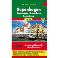 Freytag En Berndt Stadsplattegrond Kopenhagen