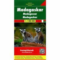 Freytag En Berndt Wegenkaart Madagascar
