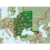Freytag En Berndt Landkaart Oost-Europa