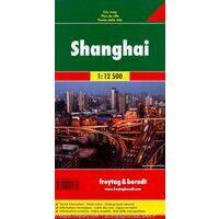 Freytag En Berndt Stadsplattegrond Shanghai